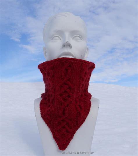 Knitting Bandana snowdonia bandana cowl allfreeknitting
