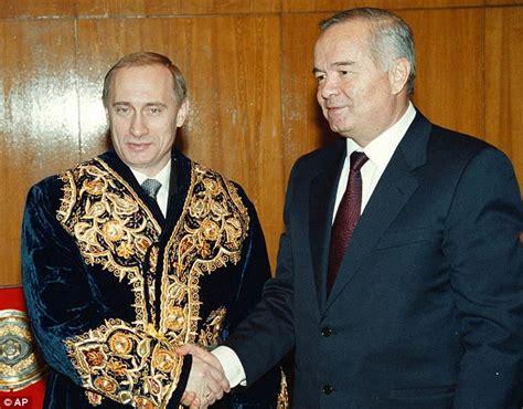 uzbek president islam karimov left placed his daughter guinara billionaire princess daughter of former uzbek president