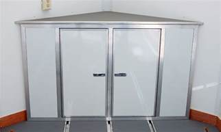 cabinet storage cabinets for v nose enclosed trailers