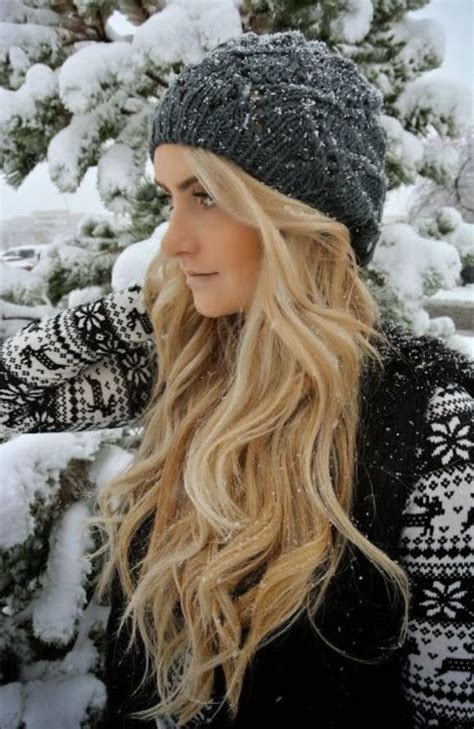 blonde hairstyles winter 2015 25 winter hair look you must adore pretty designs