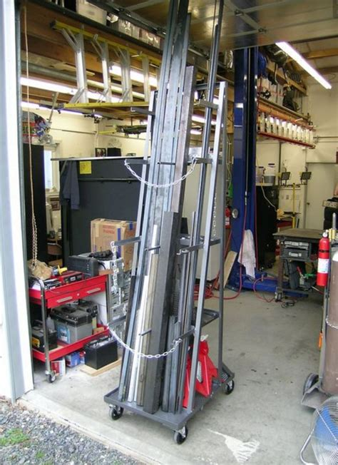 metal fabricating equipment storage and 17 best storage rack for scrap metal images on tools metal projects and welding
