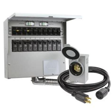 reliance controls 10 circuit 30 manual transfer switch