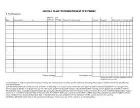 mileage claim template best photos of expenses claim form template excel