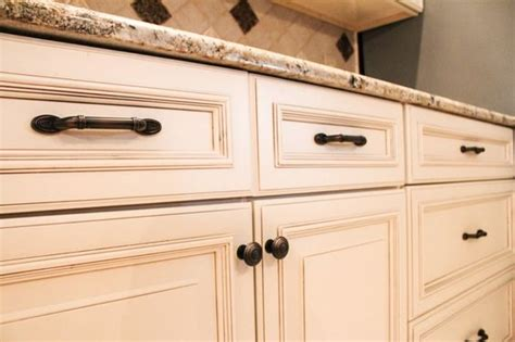 off white cabinets with black hardware off white cabinets wells and knobs and pulls on