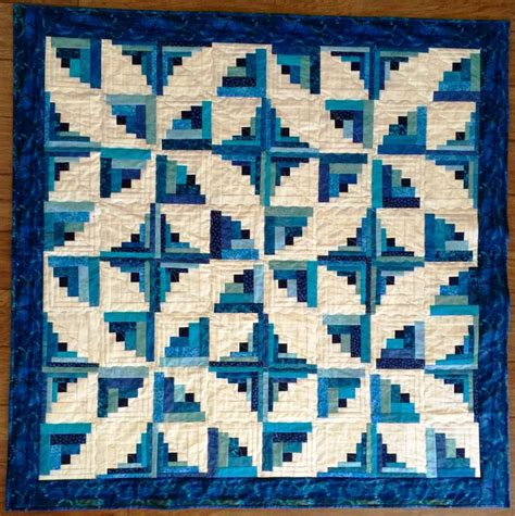25 best ideas about log cabin quilts on