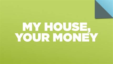 my house your money hgtv