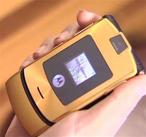 Gift It Gold Dolce Gabbana Razr V3i by Motorola Gold Razr V3i By Dolce Gabbana Limited Edition