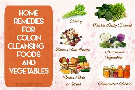 How To Do A Detox Cleanse At Home by Top 45 Home Remedies For Colon Cleansing Detox