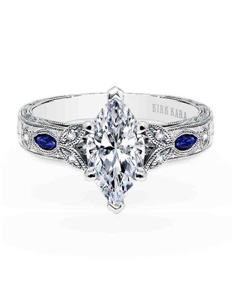 Wedding Rings Marquise Cut by Marquise Cut Engagement Rings Martha Stewart