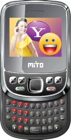 Mito 630 Java harga hp mito 8500 gambar spesifikasi mobile advance