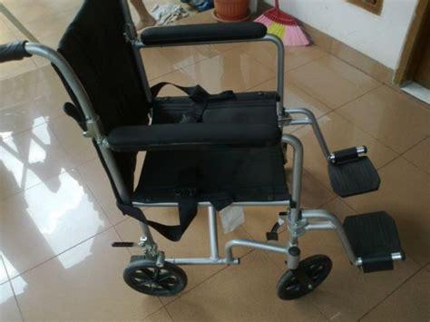 Jual Alat Outdoor Bekas jual kursi roda travel bekas toko medis jual alat kesehatan