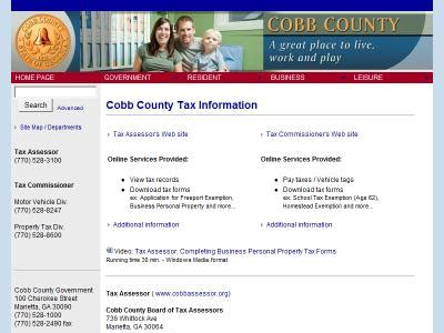 Cobb County Property Tax Records Search Cobb Records Cobb County Records