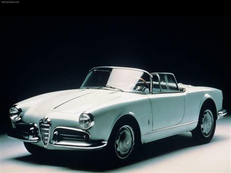 alfa romeo giulietta classic alfa romeo giulietta spider classic cars convertible