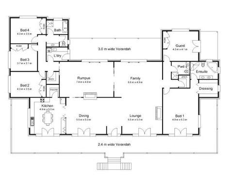 Traditional Queenslander Floor Plan Best 25 Australian House Plans Ideas On Pinterest One