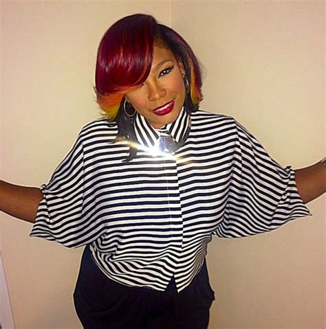 syleena johnson hair syleena johnson is red hot echelon hair 100 virgin