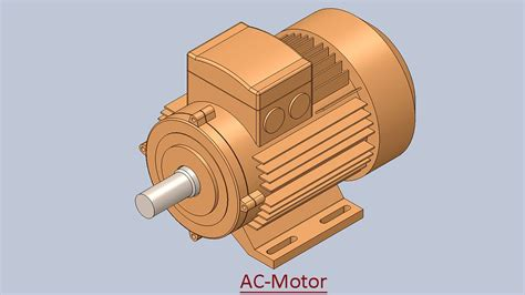 tutorial solidworks motor ac motor video tutorial solidworks youtube