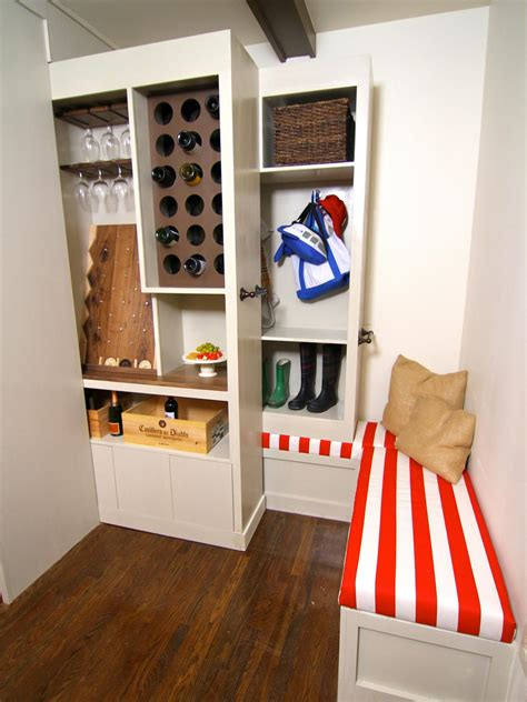 kitchen entryway ideas clever ways to make the most of a small space room hgtv