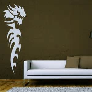 wall stencils peacock feather set