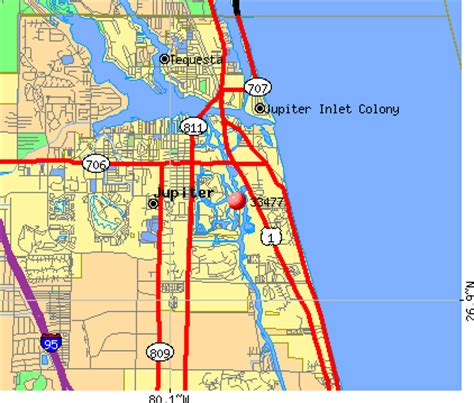jupiter florida map jupiter island map images