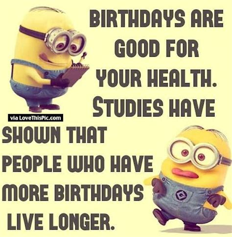 Minion Happy Birthday Wishes 1000 Minion Birthday Quotes On Pinterest Funny Minion