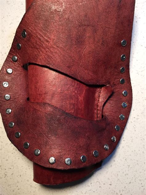 Handmade Holsters - handmade leather gun holster 1911 custom carving holsters