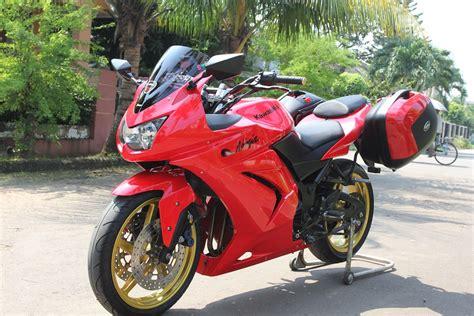 modifikasi motor 250 touring terbaru 2013
