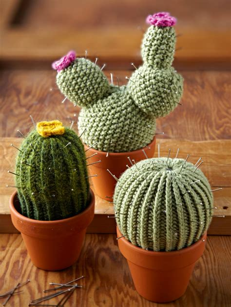 pattern crochet cactus cactus crochet roundup cacti free pattern and patterns