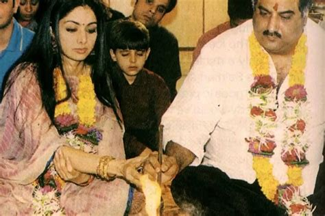 seri film young mother sridevi boney kapoor marriage love against all odds