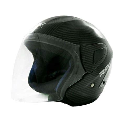 Helm Rsv Half jual rsv windtail half helm motor black carbon