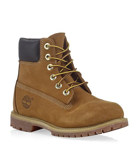 timberland waterproof boots timberland classic premium waterproof boot in brown for