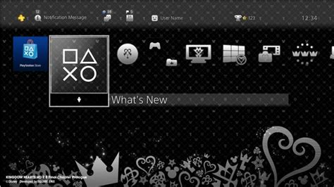 themes kingdom themetick kingdom hearts 2 8 tema ps4 gratuito preordinando il