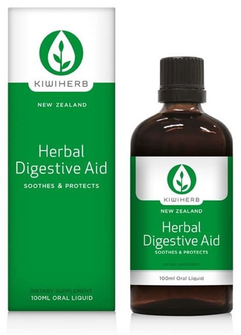 Herbal Meth Detox Aids by Kiwiherb Herbal Digestive Aid