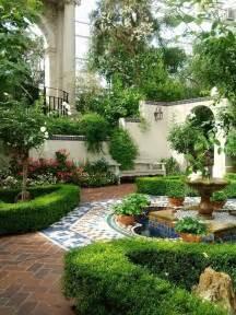beautiful patio beautiful courtyard garden gardening pinterest