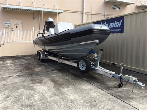 inflatable boats for sale fort lauderdale zodiac inflatable boat hurricane 1994 used zodiac