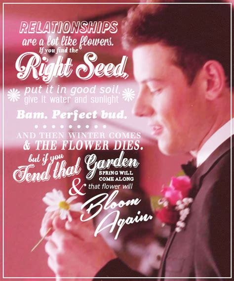 Inspirational Glee Quotes