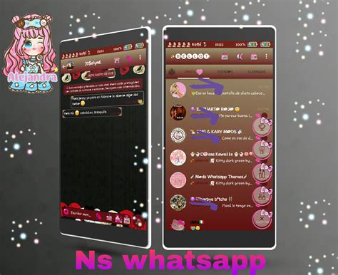 download theme cute for android free 10 whatsapp themes download for android love cute