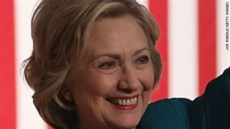 hillary clinton biography cnn clinton dismisses reinstating glass steagall knocks those