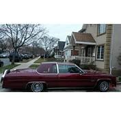 Cadillac  DeVille 1983 Coupe Deville Lowirder
