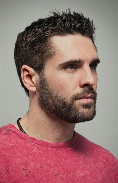 guys hairstyles with beards 25 best ideas about short beard styles on pinterest men