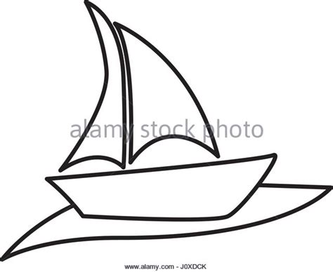 boat silhouette icon boat silhouette vector stock photos boat silhouette