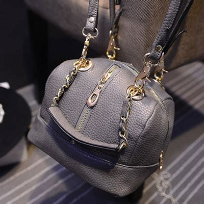 Tas Korea Import 21325 Gray 2in1 b8502 gray tas import