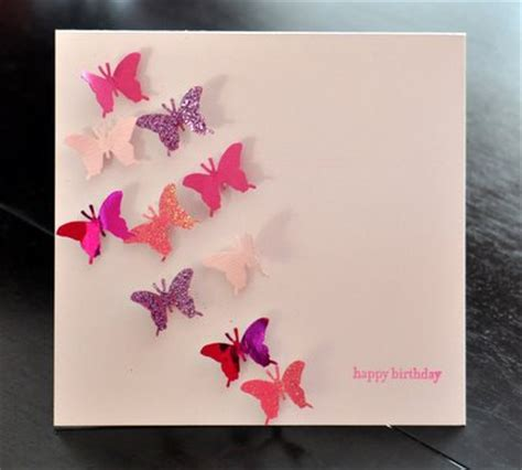 How To Make Handmade Cards For Birthday - amanda sarver handmade birthday cards scrapbooking