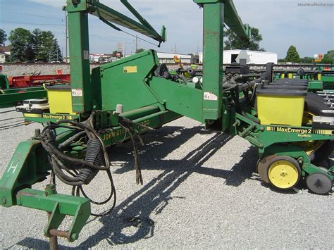 Planter Parts Deere by 1994 Deere 7200 Planting Seeding Planters