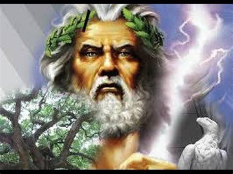 imagenes zeus dios griego los 5 dioses mas poderosos de la mitologia griega youtube