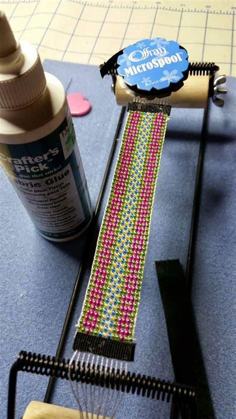 finishing a bead loom bracelet easy way to finish a loom bracelet the beading gem s journal