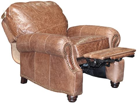 Barcalounger Longhorn Ii Recliner by Barcalounger Longhorn Ii Leather Recliner Chair Leather