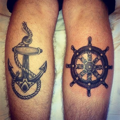 ships wheel tattoo 100 appealing anchor designs and ideas for and