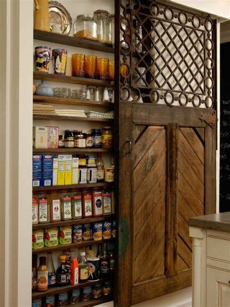 shallow pantry ideas pictures remodel  decor
