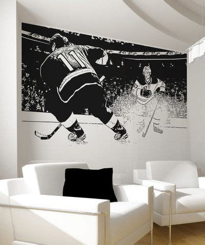 hockey wall mural 25 best ideas about wall murals on murals wall murals and mural painting