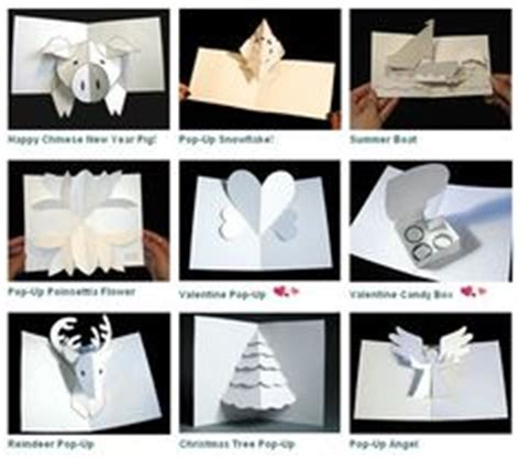 Make Your Own Pop Up Card Template by Pop Up Books On Kirigami Pop Up And Pop Up Cards